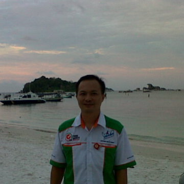 amru, 39, Jakarta, Indonesia