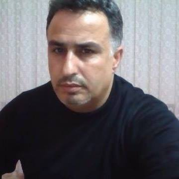 Ismail Çalışkan, 40, Istanbul, Turkey