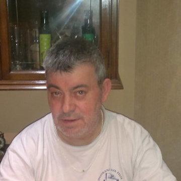 Florentino Casado, 63, Zaragoza, Spain