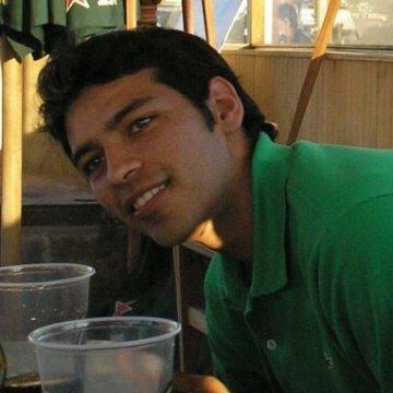 Pablo Godoy, 31, Santiago, Chile
