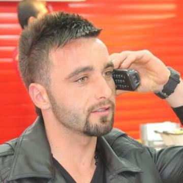 Ercan Keleş, 28, Istanbul, Turkey