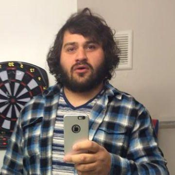 giorgi tsverava, 27, Denver, United States