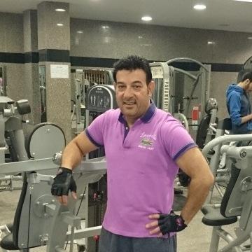 Ehab Salama, 40, Cairo, Egypt