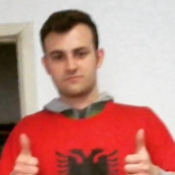 Eni Mejor, 24, Elbasan, Albania