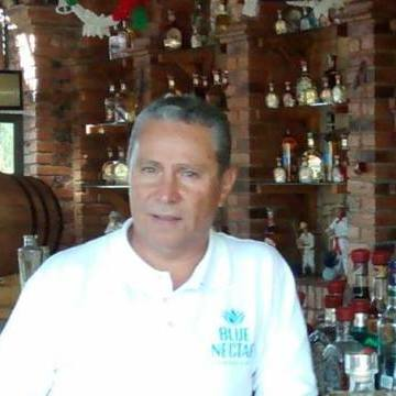 Mario Álvarez Calleja, 60, Guadalajara, Mexico
