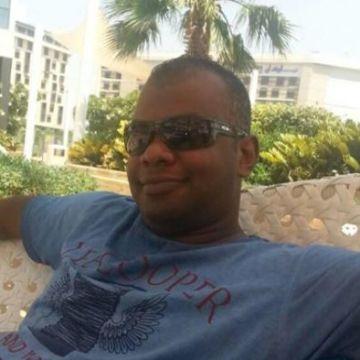 Beshir Osman, 35, Dubai, United Arab Emirates