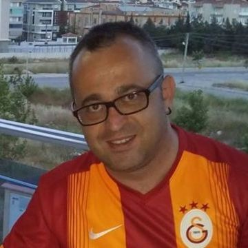 Hakan Şahin, 32, Denizli, Turkey