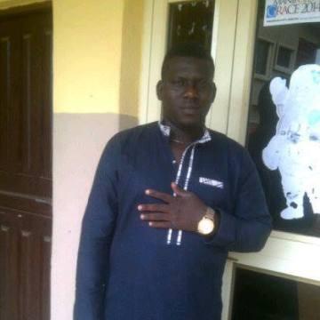 ofogbor patrick, 32, Lagos, Nigeria