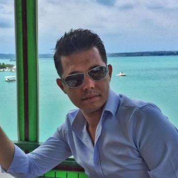 Mehmet Tektas, 36, Ankara, Turkey