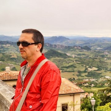 Димон, 41, Rimini, Italy