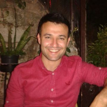 Can, 30, Antalya, Turkey