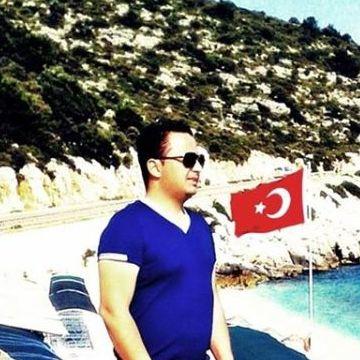 Necati Aşkın, 34, Antalya, Turkey