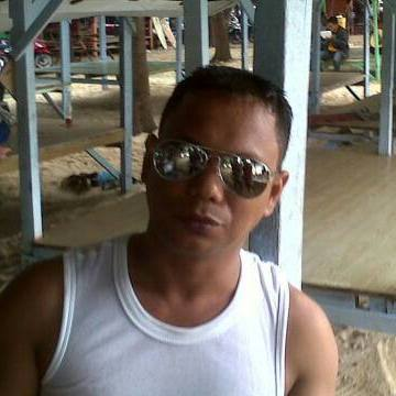 andi mesbar, 35, Jakarta, Indonesia