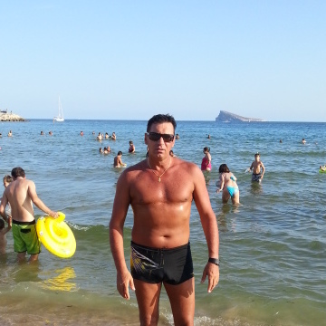 Mario Gheorghe, 50, Madrid, Spain