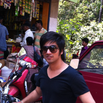 Ishaan Arora, 27, Delhi, India