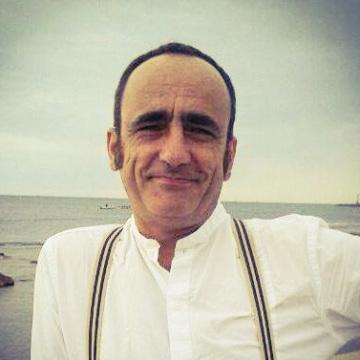 Fabrizio Pignatelli, 48, Firenze, Italy