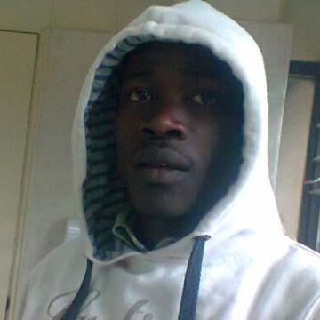 Morris Ochieng, 33, Nairobi, Kenya