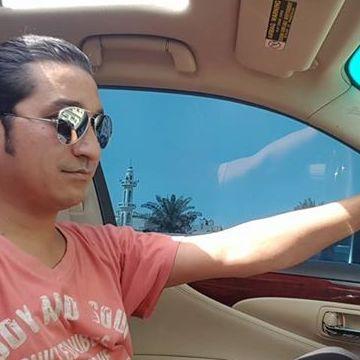 Mohammad Alif Rusdi Hasan, 33, Ajman, United Arab Emirates