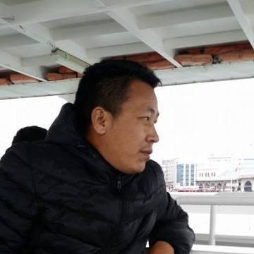 Suren Lama, 37, Istanbul, Turkey