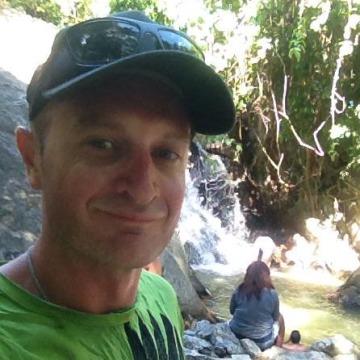Seth Taylor, 42, Chiang Dao, Thailand