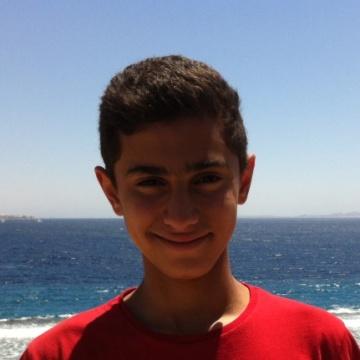 Belal Abdelkader, 25, Alexandria, Egypt