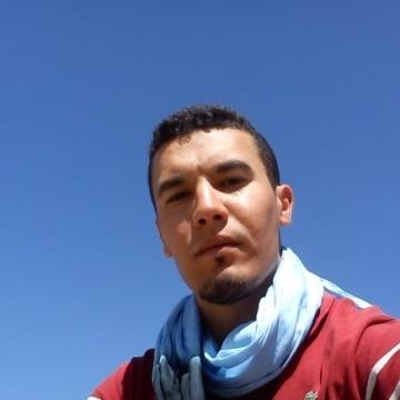 Mohammed El Kandri, 29, Casablanca, Morocco
