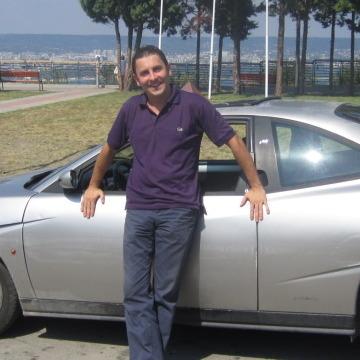 Marin Nikolov, 36, Varna, Bulgaria
