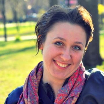 Mariia Rastvorova, 27, Kiev, Ukraine