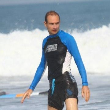 Dmitriy Blagochinnov, 40, Ekaterinburg, Russia