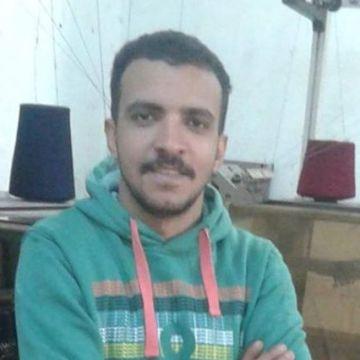 Farag Ruse, 33, Cairo, Egypt