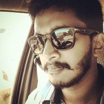 Harry Aloysius, 28, Cochin, India