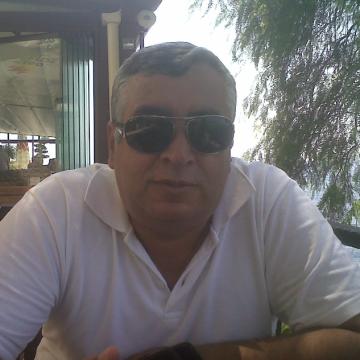 Sermet Sert, 50, Izmir, Turkey