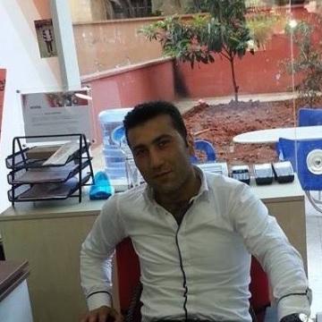 Kemal Dinç, 25, Hatay, Turkey