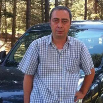 Tahir, 44, Istanbul, Turkey