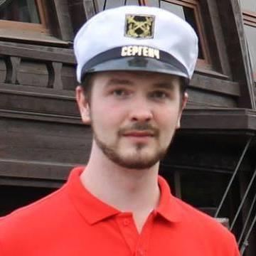 Сергей Артёменко, 25, Moscow, Russia