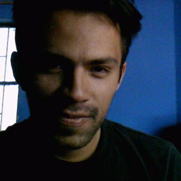 Diego Méndez, 29, Bogota, Colombia