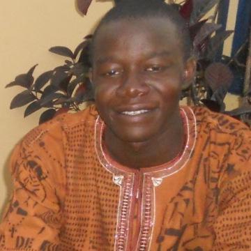 Moriba Jean Baptiste Loua, 26, Conakry, Guinea