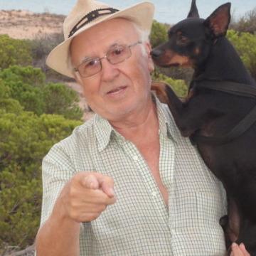 Vispo Manuel, 77, Alicante, Spain