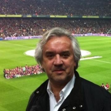Gaby Orlandini, 63, Barcelona, Spain