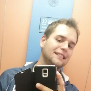 Jorge Sampedro, 21, Avila, Spain