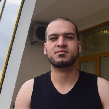 Ahmed Aldabbashy, 29, Odessa, Ukraine
