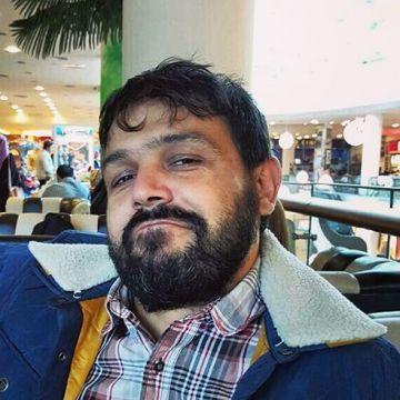 Mustafa Metin Çelik, 36, Istanbul, Turkey