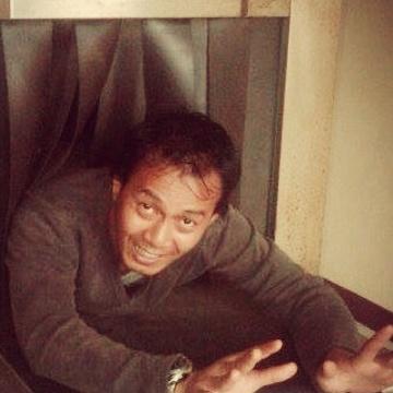 Bambang Tutuko, 39, Jakarta, Indonesia