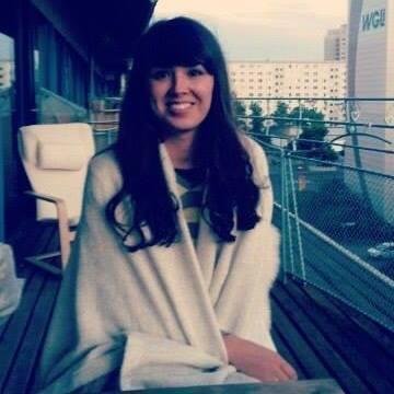 Evgenia Chenski, 24, Berlin, Germany