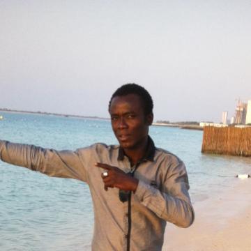 Prince Nnamdi, 31, Abu Dhabi, United Arab Emirates