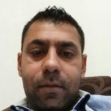 Basi Khan, 30, London, United Kingdom