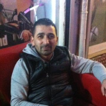 TC Erhan Erünsal, 38, Istanbul, Turkey