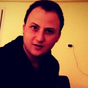 Mustafa Dagtekin, 29, Ankara, Turkey