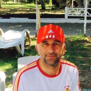 hakan ökte, 45, Istanbul, Turkey