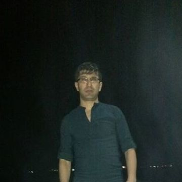 Yusuf Yural, 32, Ankara, Turkey